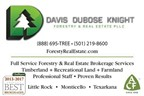 Davis DuBose Knight Forestry & Real Estate, PLLC